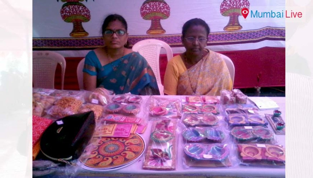 Diwali exhibition at Matunga