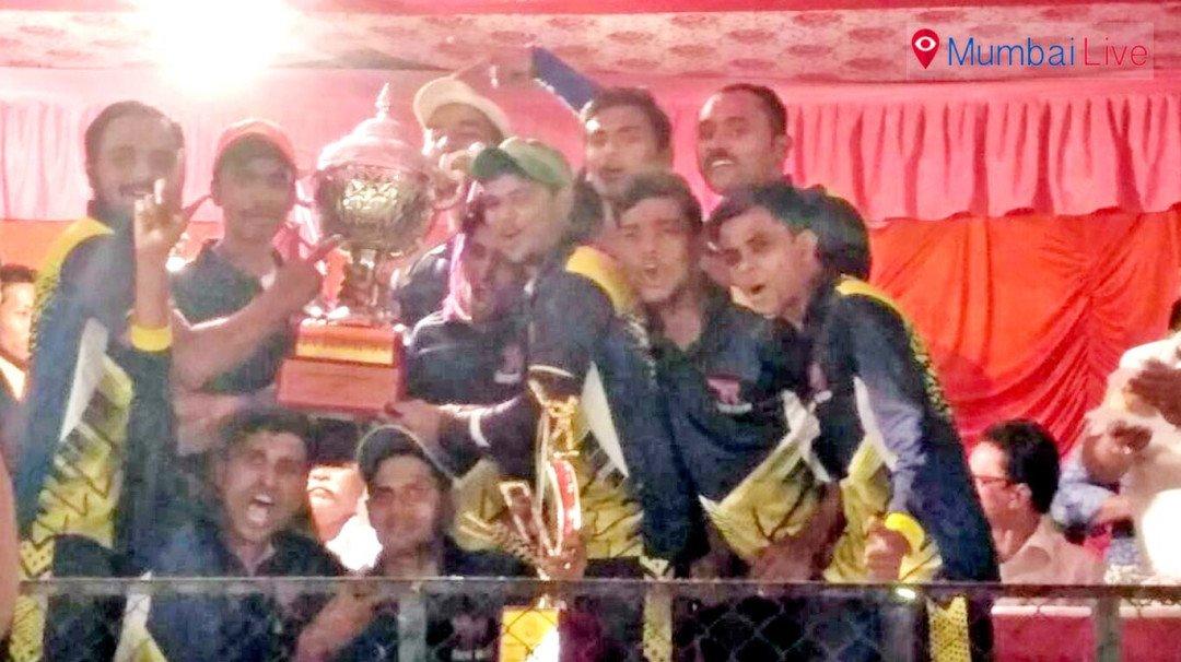माहिम में क्रिकेट प्रतियोगिता का आयोजन