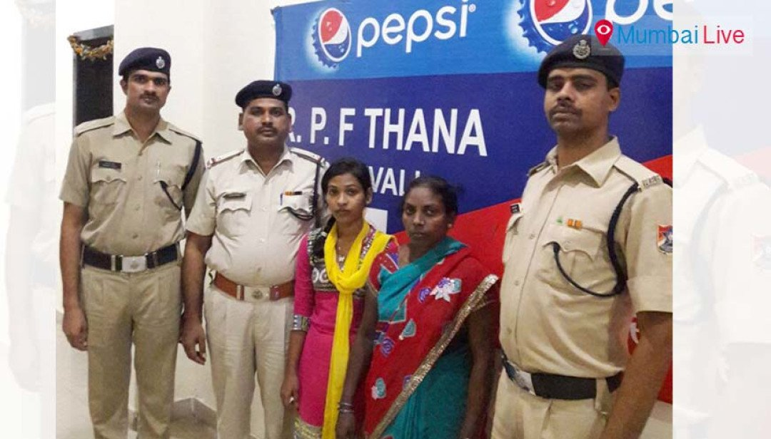 RPF reunites girl with mother