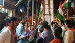 BJP celebrates the victory