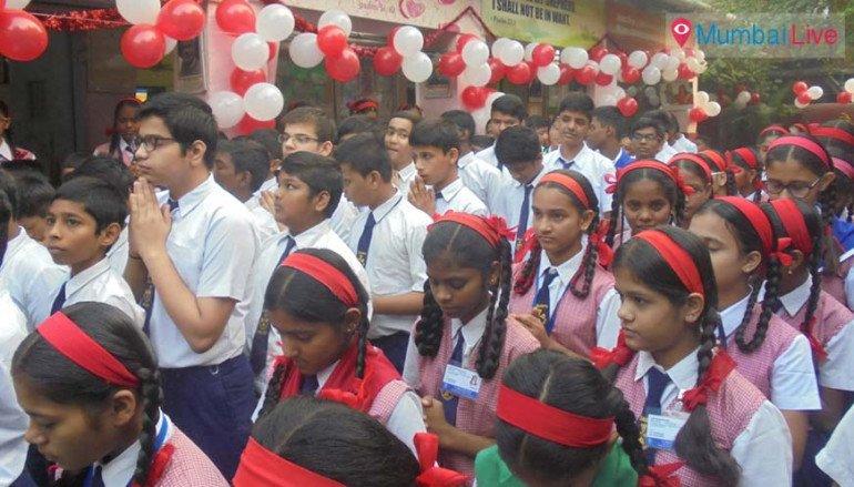 Children's Day at Fr. Agnelo School