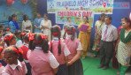Children's Day at Fr. Agnelo School