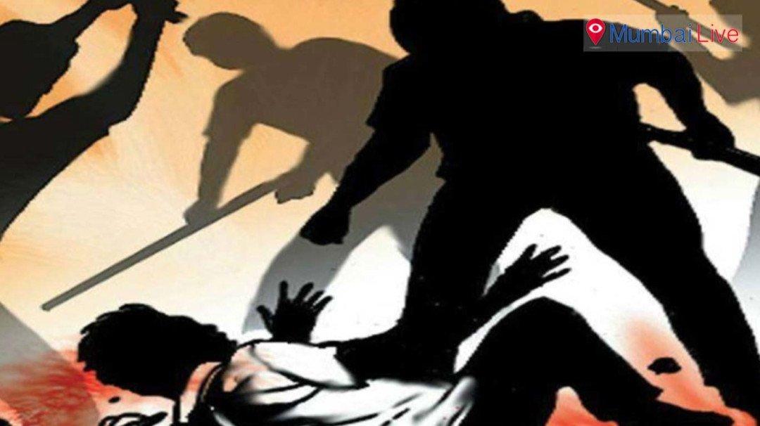 मालाड में व्यक्ति पर जानलेवा हमला, आरोपी फरार