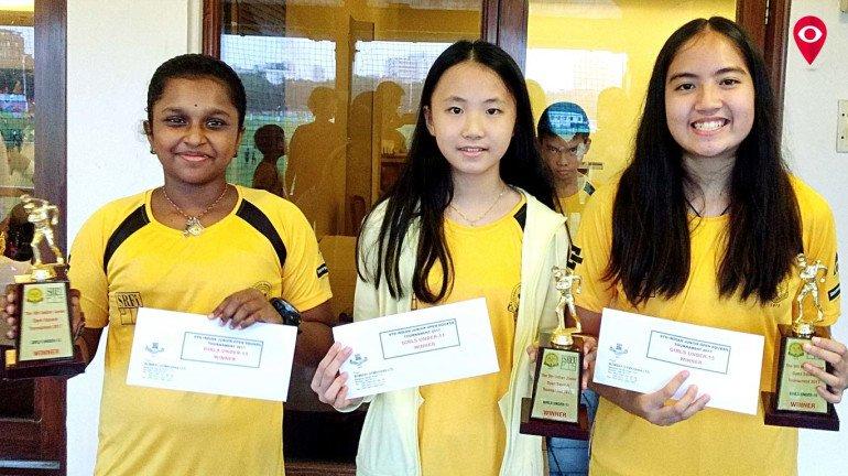 मलेशियन मुलींना स्क्वॉश स्पर्धेत तिहेरी विजेतेपद