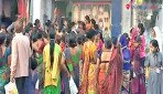 Saree distribution in Dahisar