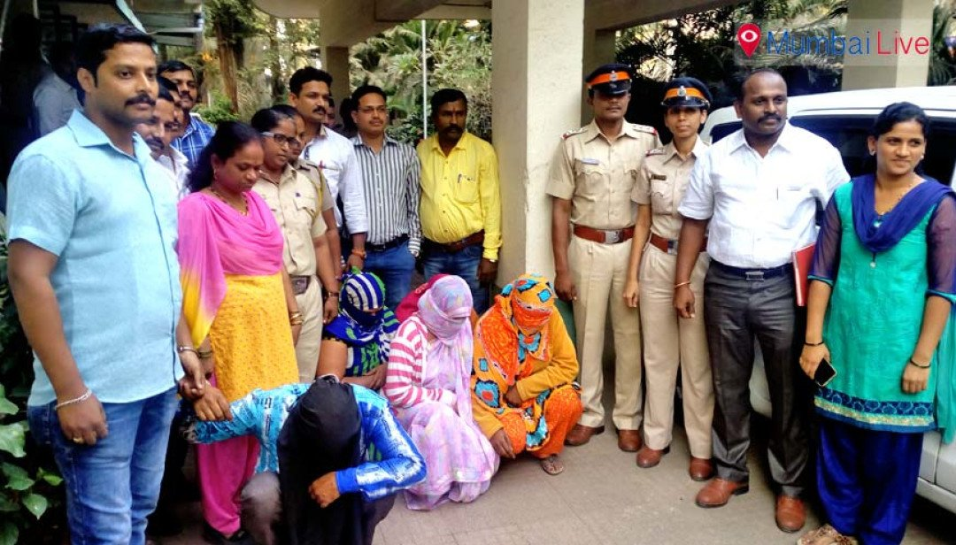 Mankhurd police busts kidnapping gang