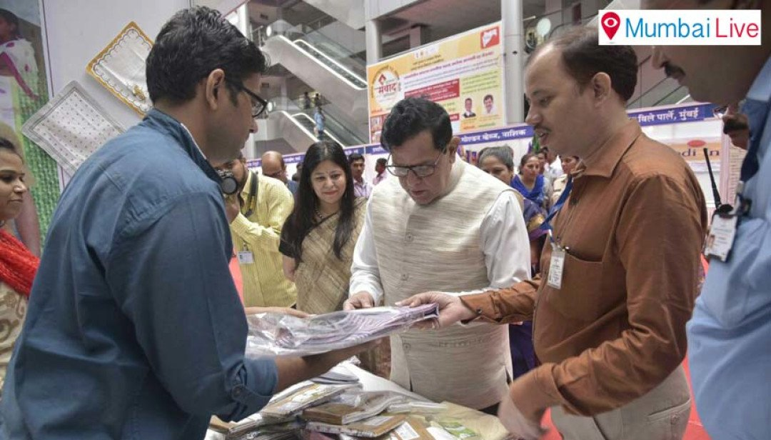Mantralaya's Khadi exhibition a hit