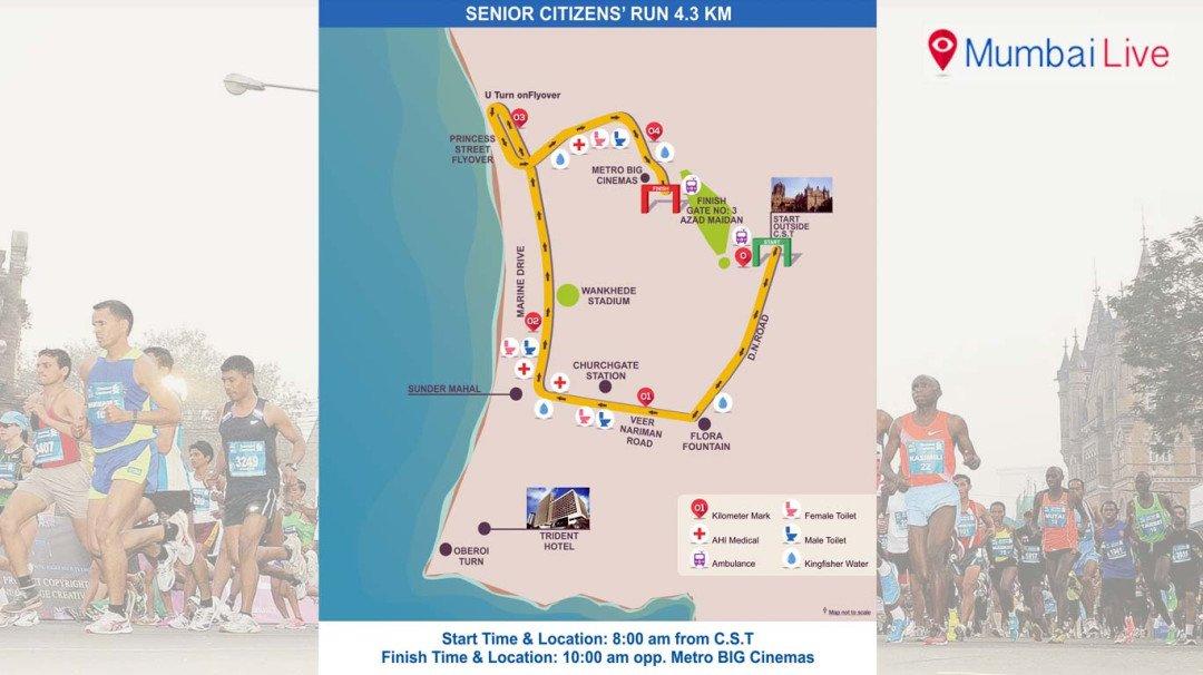 Marathon route changes