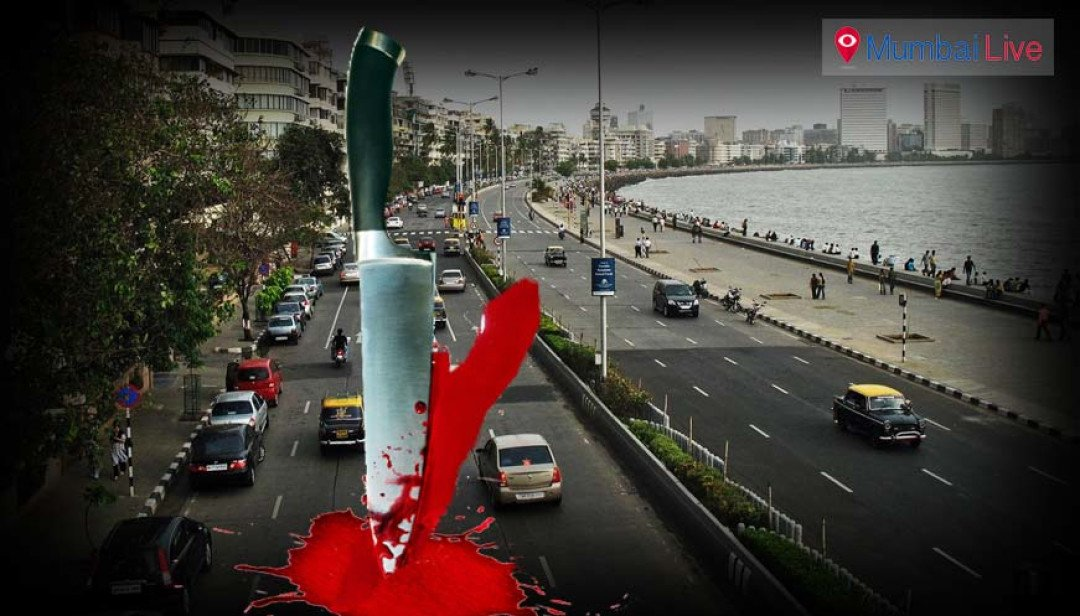 Car owner knifed on Marine Drive flyover