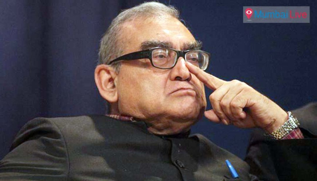 Markandey Katju admonishes Bala Saheb Thackeray