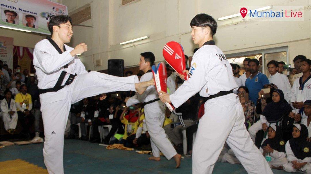 International Taekwondo championship held
