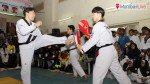 अंतराष्ट्रीय तायक्वोंडो प्रतियोगिता संपन्न