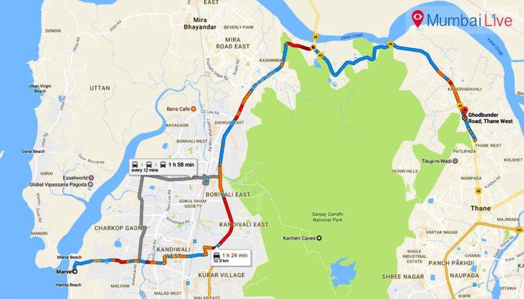 कोस्टल रोड से जुड़ेंगे मुंबई-ठाणे
