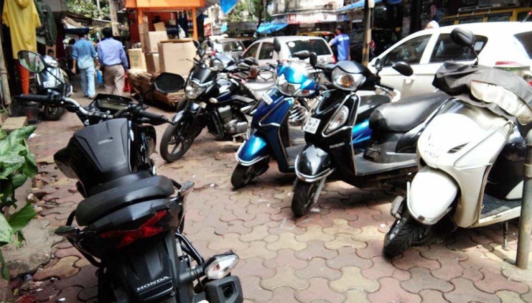 कब रुकेगी अवैध पार्किंग ?
