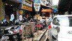 Pedestrian's woes
