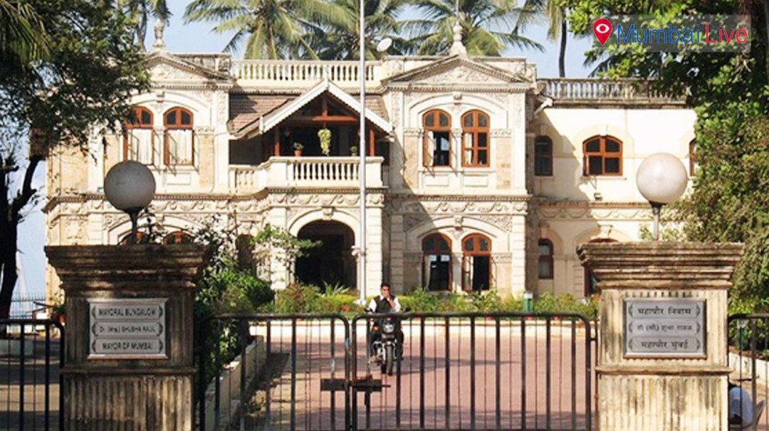 Mayor to occupy 'his' bungalow in Shivaji Park
