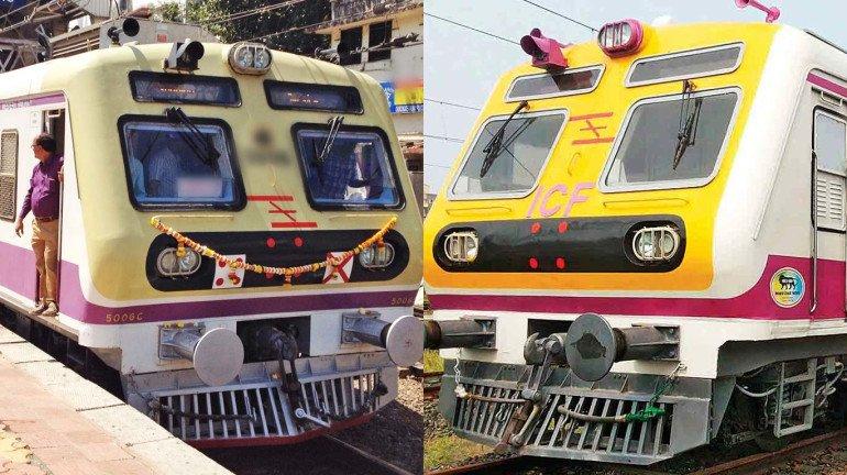 पश्चिम रेलवे पर 'मेधा' तो मध्य रेलवे पर दौड़ेगी 'बम्बार्डियर'