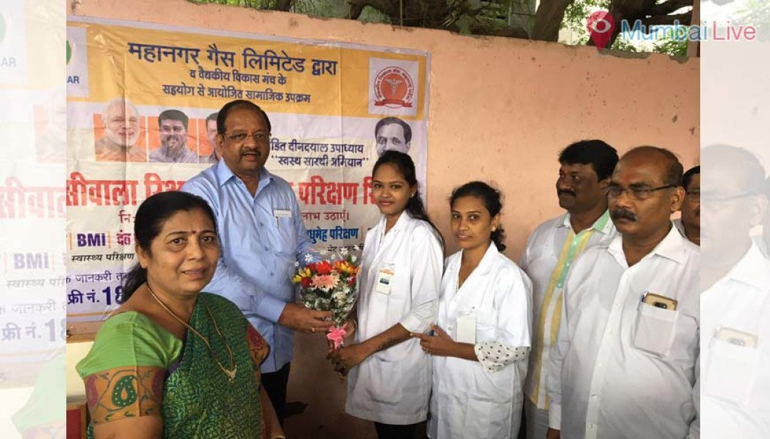 Medical Camp organised for Auto & Cab drivers