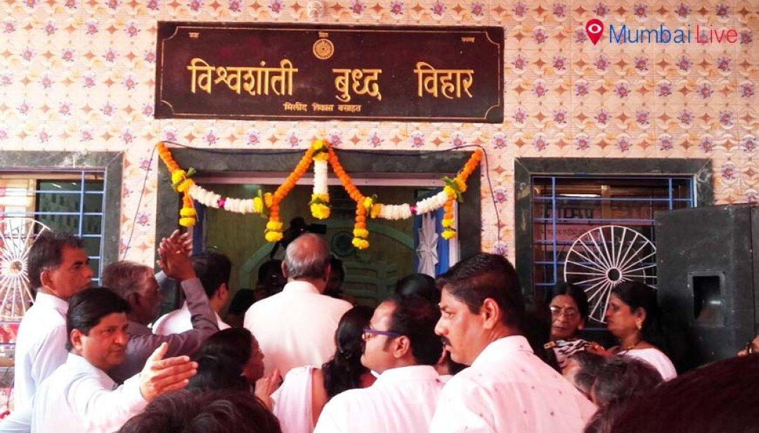 BJP leader holds health camp