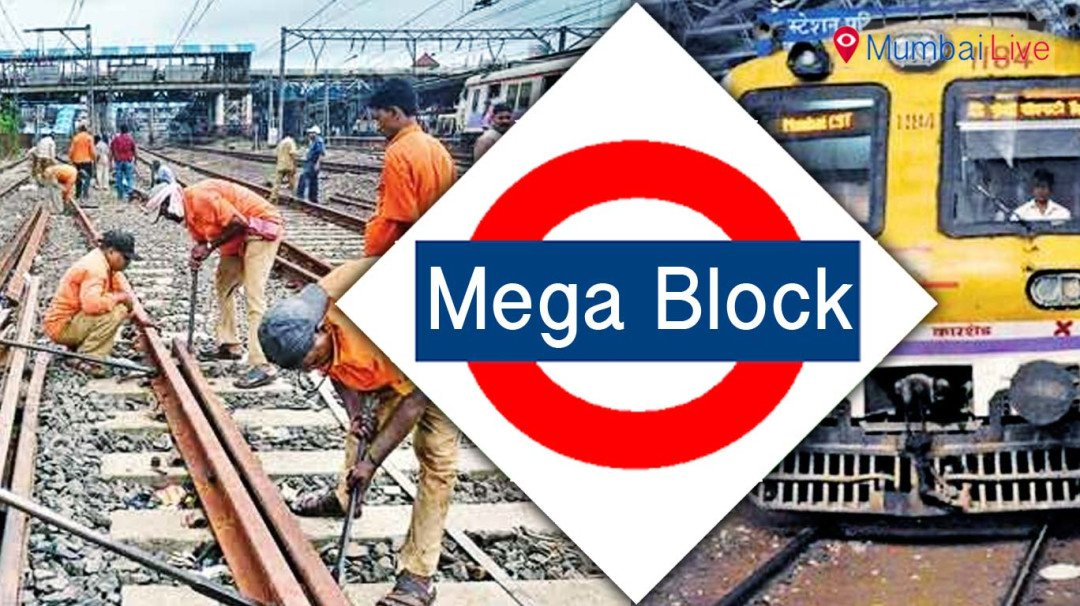 Mega Blocks on all three railway lines
