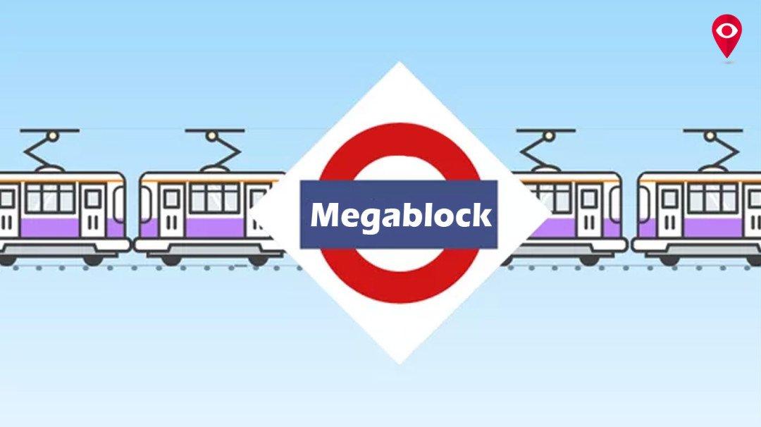रविवारी पश्चिम रेल्वेवर जम्बोब्लॉक, तर मध्य-हार्बरवर मेगाब्लॉग