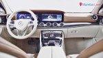 Mercs rolls out its long-wheelbase version of the E-Class