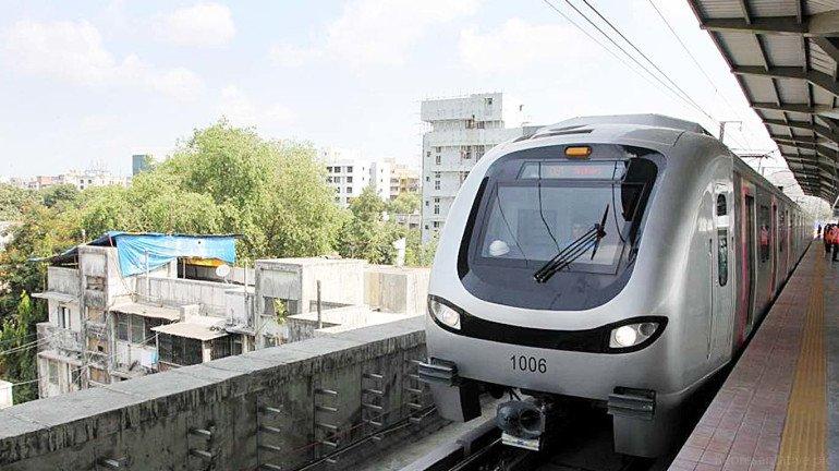Eight companies bid for the Metro-2B car depot construction