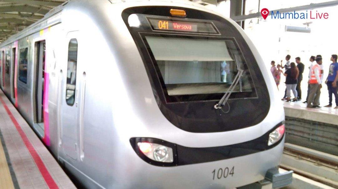 प्रदुषण मंडल के परमिशन के बिना ही मेट्रो 3 का काम जारी