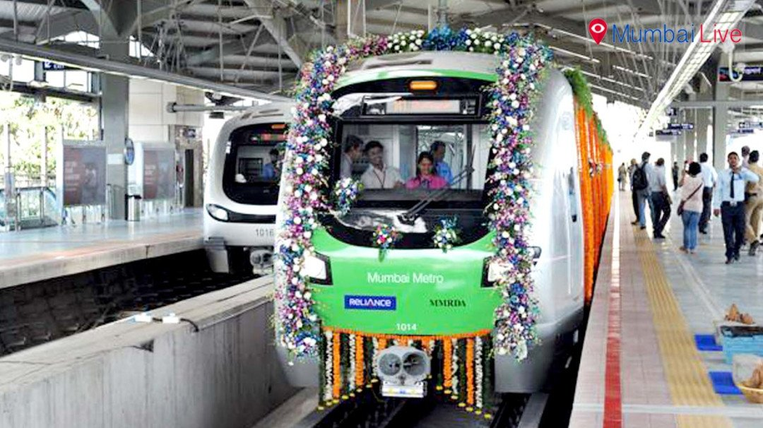 Metro to go green