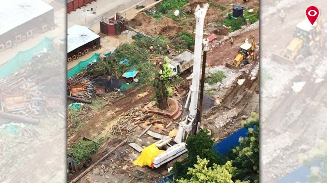 Cuffe Parade resident demands 10k for nuisance caused by Metro construction