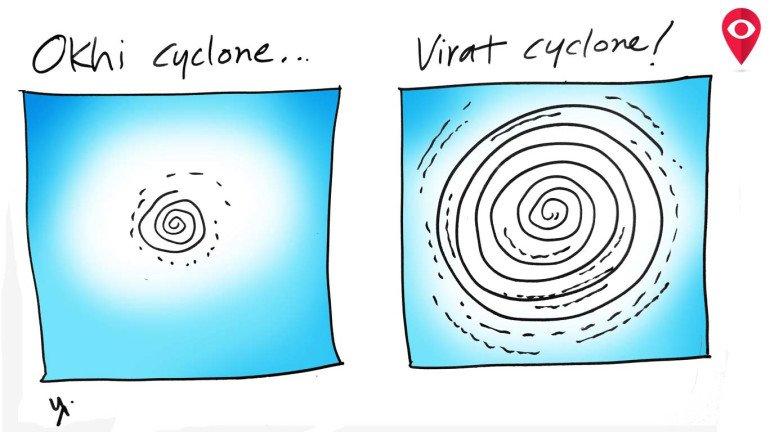Cyclone O-Kohli