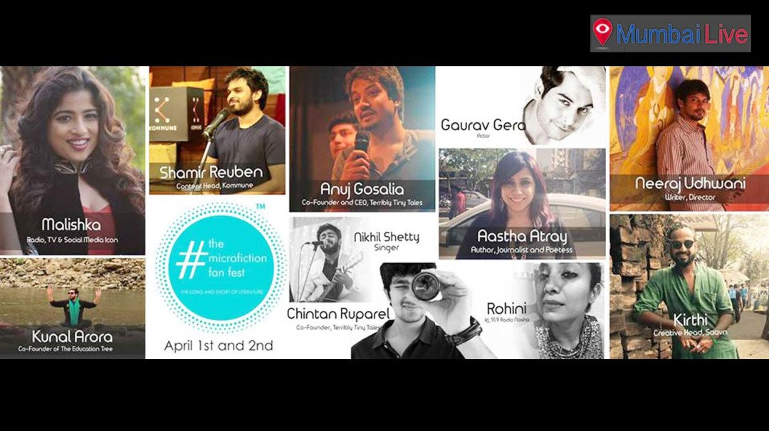 India's first ever Micro-Fiction Fan Fest to be held in Mumbai