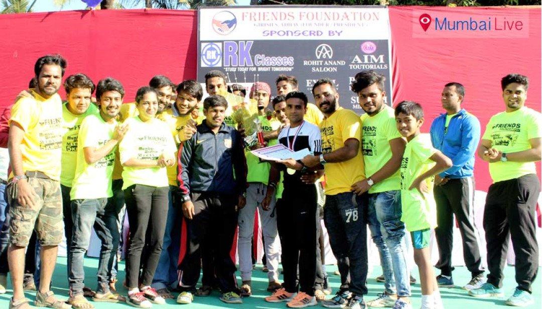 Mini marathon in Chembur