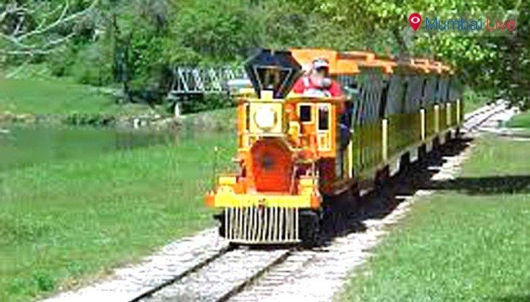 जल्द शुरु होगी रोटरी क्लब उद्यान में टॉय ट्रेन