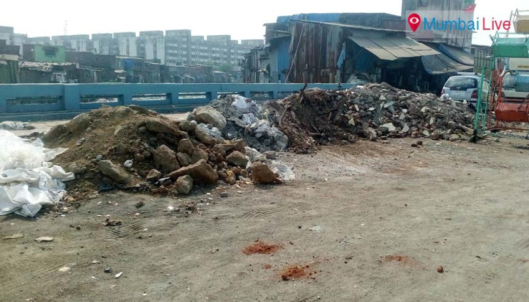 Dumped debris creates problems for residents