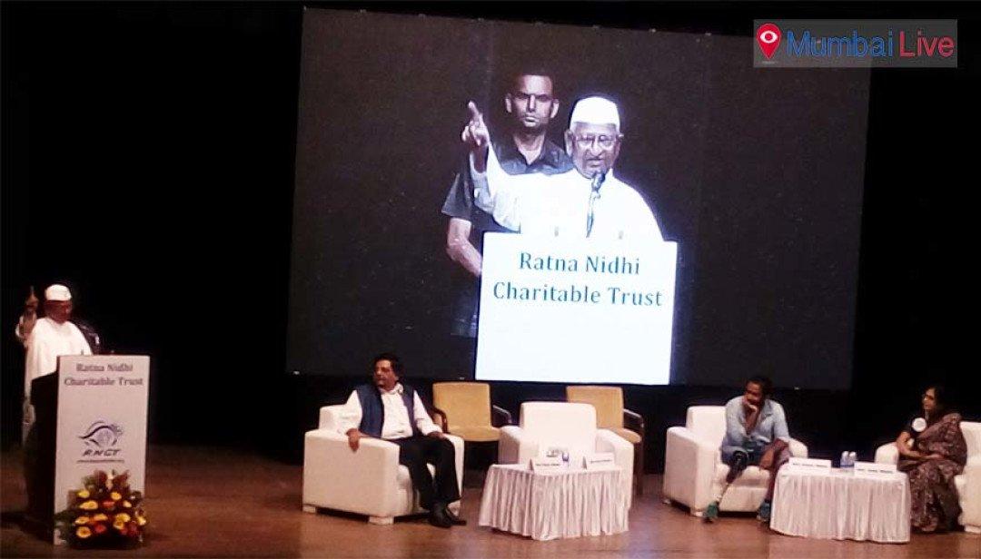 आदित्य मेहतांना ह्युमन स्पिरिट पुरस्कार