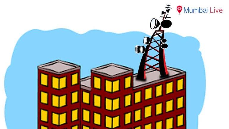 अभिभावकों की चिंता...मोबाइल टॉवर