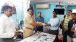 हार्बर रेलवे से तीन मोबाइल चोर गिरफ्तार