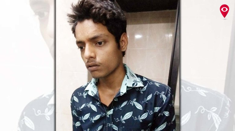 Mobile thief arrested