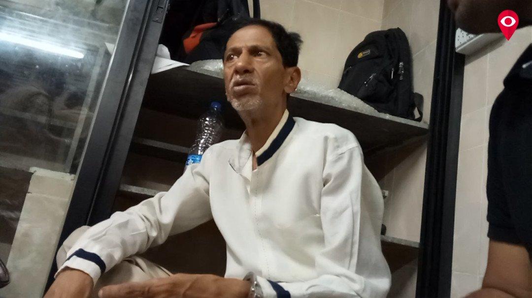 मोबाईल चोराला रेल्वे पोलिसांनी ठोकल्या बेड्या