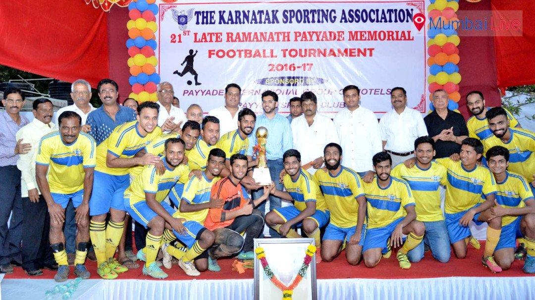 मोगवीरा स्पोर्ट्स क्लब बना विजयी