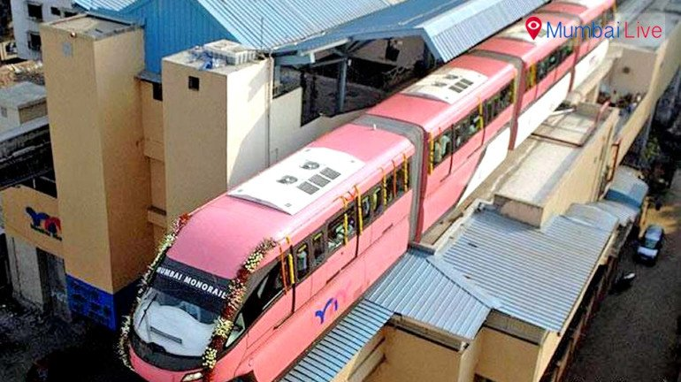 Chembur-Jacob Circle monorail on track for June debut