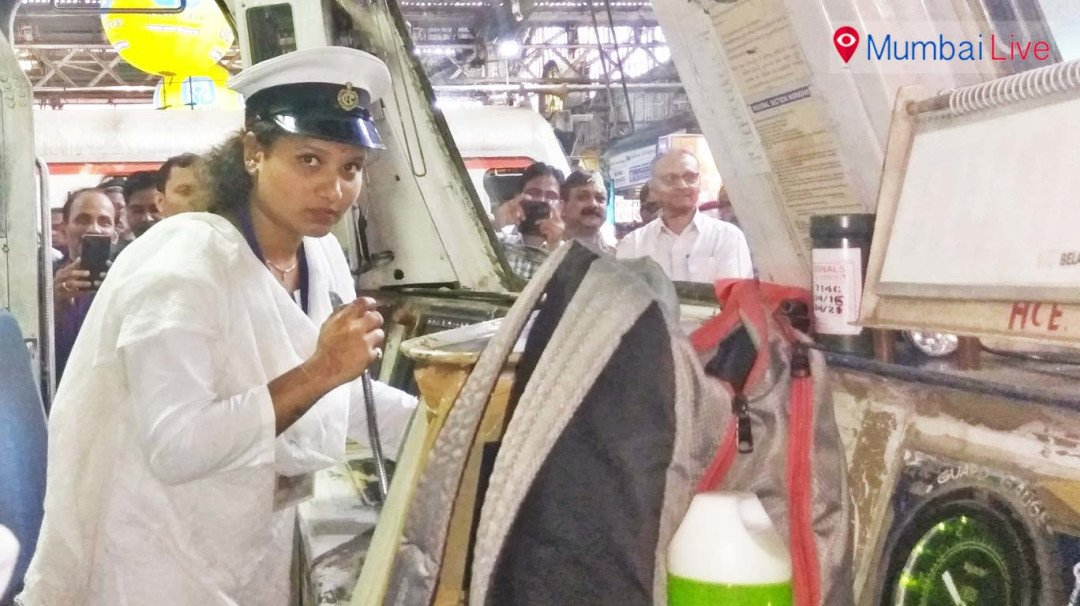 CR marks Women's Day with special 'ladies' train