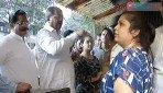 MP Gopal Shetty visits banks