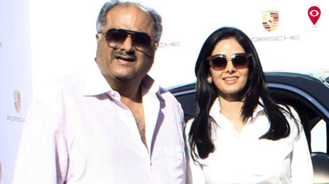 Boney Kapoor nostalgic about Mr. India