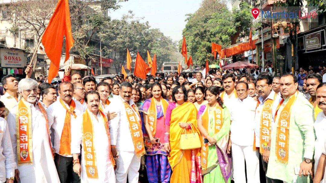 Shiv Sena confirms its Mulund candidates