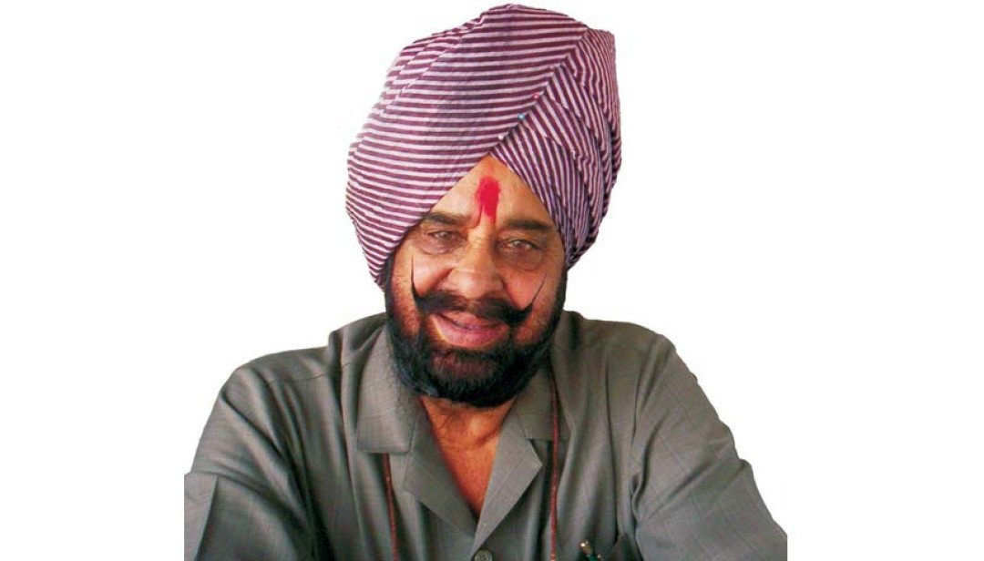Tara Singh receives threating letter