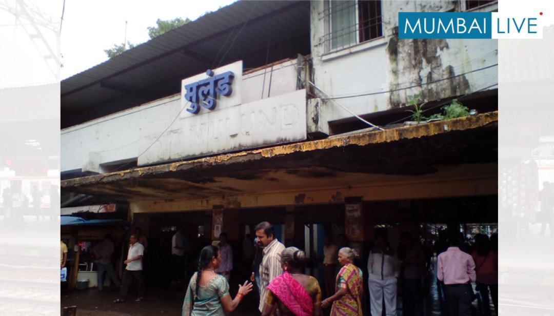 Mulund Station in need of Facelif