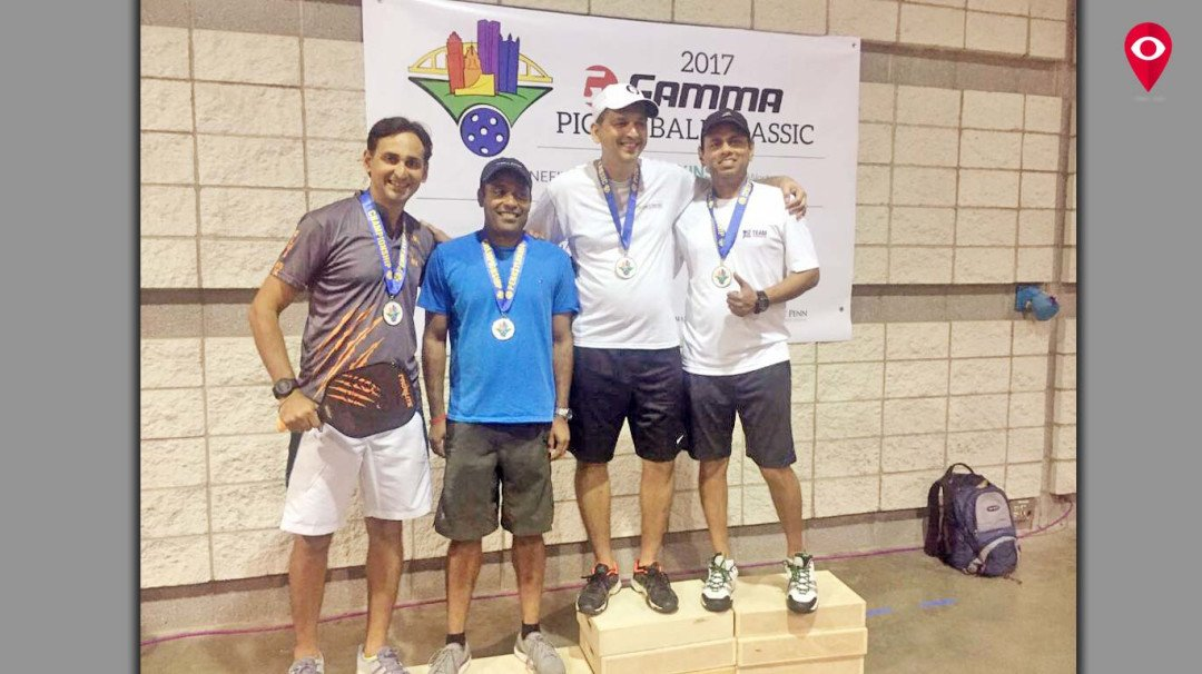 मुंबईकरांनी अमेरिकेत जिंकली पिकलबॉल स्पर्धा