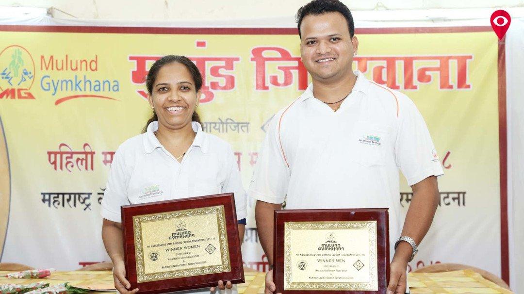 मुंबई के पंकज ने जीता कैरम प्रतियोगिता